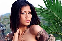 Busty Thai Babe Natt Chanapa Strips And Plays With Sex Toy